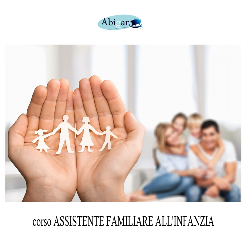 ASSISTENTE FAMILIARE ALL'INFANZIA